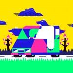 Tivoli – NYE Festival Projection Mapping